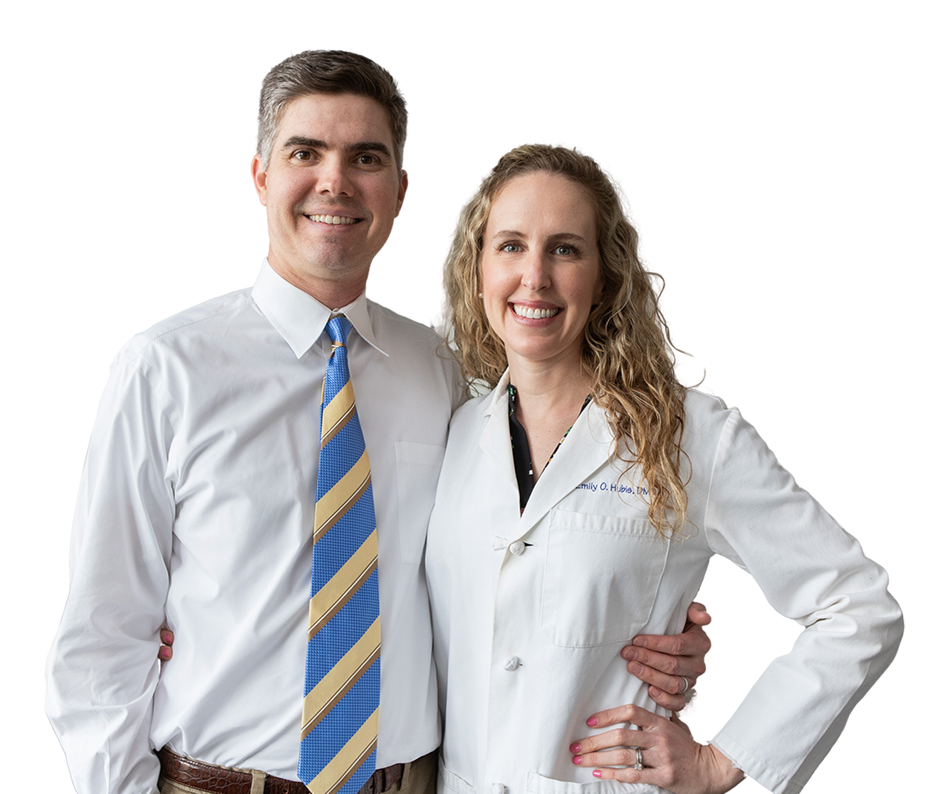 Dr. Emily & Matthew Hubis
