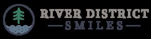 River District Smiles Logo - Small